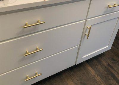 BlueStudio-Kitchen-White-Cabinets-Gold-Handles-Hardware-Island